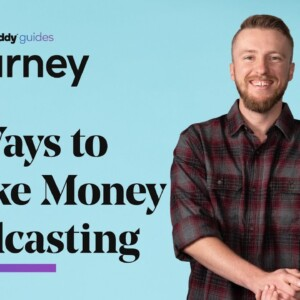 5 Ways to Make Money Podcasting