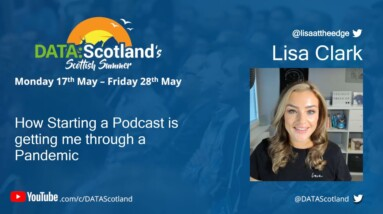 Lisa Clark - How starting a podcast is getting me through a pandemic